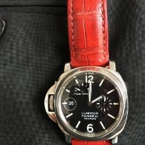 Panerai Luminor Power Reserve Acier 44mm Noir France, fontainebleau
