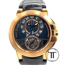 Harry Winston Rose gold 44mm Automatic 400-MAT44R pre-owned United States of America, New York, New York