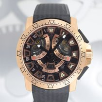 Pierre Kunz new Automatic 44mm Rose gold Sapphire Glass