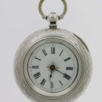 tyre watch silver 1900 new