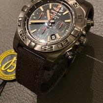 Breitling Chronomat 44 Blacksteel Stahl 44mm Schwarz Deutschland, Gotteszell
