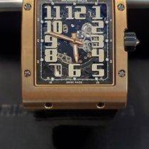 Richard Mille RM 016 Oro rosa Transparente Arábigos
