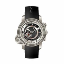 Michel Jordi Titanium 47mm Automatic new
