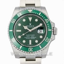 Rolex Submariner Date 116610LV 2020 new