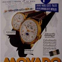 Movado calendograph 1881 limited  fasi lunari  NUOVO NOS CON...