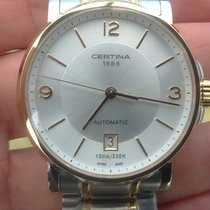 Certina Steel 38mm Automatic C017.407.22.027.00 new