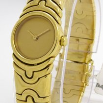 "Bulgari Ladies  ""Parentesi"" Watch (BJ-01) 18k Yellow..."