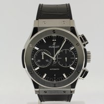Hublot Classic Fusion Chronograph NEW from 2018 complete with B+P