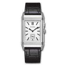 Jaeger-LeCoultre Men's Q3788570 Grande Reverso Silver Dial Watch