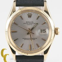Rolex Oyster Perpetual Date Yellow gold 34mm No numerals United States of America, California, Sherman Oaks