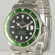 Rolex Submariner Grüne Lünette