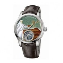 Ulysse Nardin Classic Ulysse Anchor Tourbillon 1780-133/FALCON - ULYSSE NARDIN ULYSSE ANCHOR TOURB. FALCON new