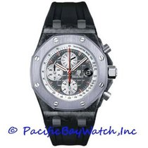 Audemars Piguet Royal Oak Offshore Chronograph Carbono 42mm Negro