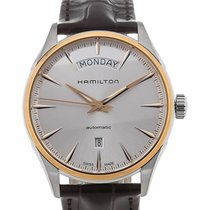 Hamilton Jazzmaster Day Date Auto new 42mm Gold/Steel