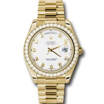 Rolex 18348 Yellow gold 1990 Day-Date 36 36mm pre-owned