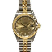 Rolex Lady-Datejust 69173G 1996 occasion