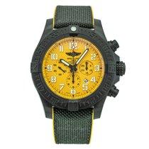 Breitling Avenger Hurricane 50mm Yellow