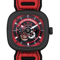Sevenfriday 47.6mm Automatic P3B/06 new