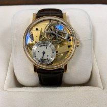 Breguet Tradition pre-owned 41mm Yellow gold
