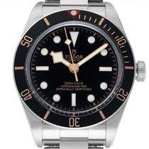Tudor Chronometer 39mm Automatik neu Black Bay Fifty-Eight Schwarz