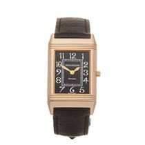 Jaeger-LeCoultre 250.2.86 Rose gold 2002 Reverso Classique 23mm pre-owned