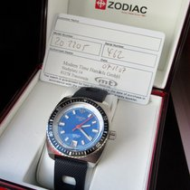 Zodiac Steel 40mm Quartz ZO2205 new