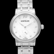 Montblanc Star Classique Steel 30mm Mother of pearl United States of America, California, San Mateo