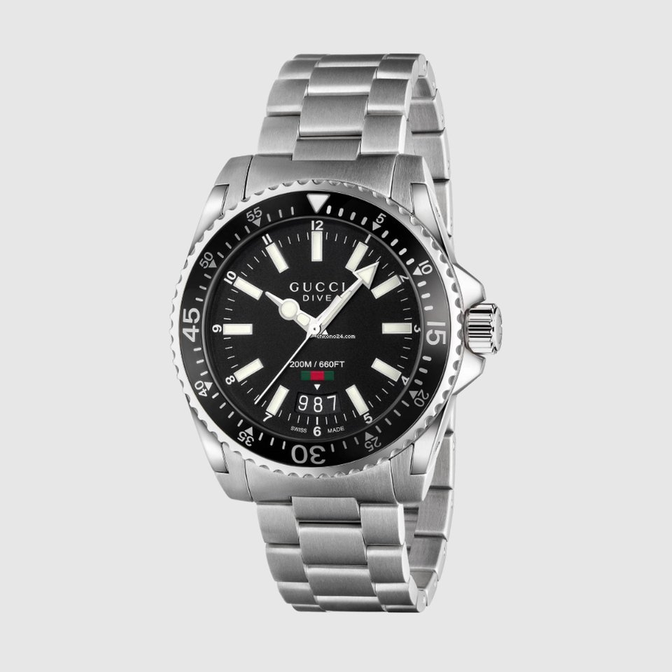 93107a0fd5d Gucci Dive - all prices for Gucci Dive watches on Chrono24
