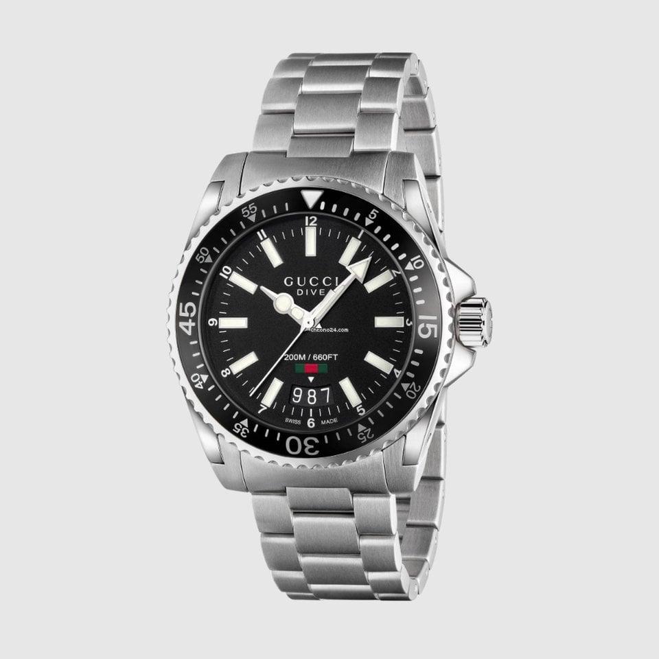 767cc6e4d2a Zegarki Gucci - Wszystkie ceny dla zegarków Gucci na Chrono24