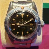 Rolex 6538 Staal 1958 Submariner (No Date) 38mm tweedehands