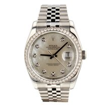 Rolex Datejust 116244 2016 occasion