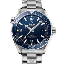 Omega Seamaster Planet Ocean новые Автоподзавод Часы с оригинальными документами и коробкой 215.30.44.21.03.001