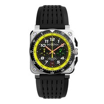 Bell & Ross BR 03-94 Chronographe new Automatic Chronograph Watch with original box and original papers BR0394RS19/SRB