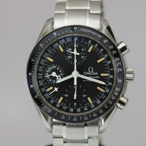 Omega 3520.50.00 Steel 2000 Speedmaster Day Date 39mm pre-owned