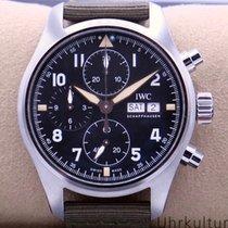 IWC Pilot Spitfire Chronograph Acero 41,00mm