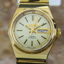 Orient Gold/Steel 26mm Automatic pre-owned United States of America, California, Beverly Hills