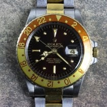Rolex Gold/Steel 40mm Automatic 1675 pre-owned United States of America, Florida, Sunny Isles Beach