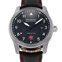 Bremont Steel Automatic Bremont Solo SOLO/18 SQN - Special Projects pre-owned United Kingdom, London