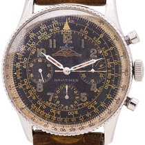 Breitling Navitimer Steel 40mm Black Arabic numerals United States of America, California, West Hollywood
