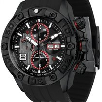 Zeno-Watch Basel 4535-TVDD-bk-h1 2019 καινούριο