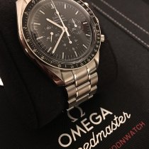 Omega Speedmaster Professional Moonwatch Steel 42mm Black No numerals United States of America, Virginia, Falls Church
