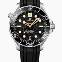 Omega Seamaster Diver 300 M Steel 42mm Black United States of America, Iowa, Des Moines