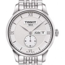 Tissot Steel 39.3mm Automatic Le Locle new