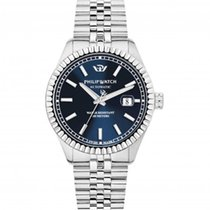 Philip Watch Steel 41mm Automatic new