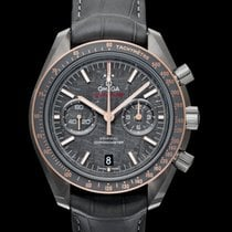 Omega Ceramic Automatic Grey 44.25mm new Speedmaster Professional Moonwatch