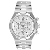 Vacheron Constantin Overseas Chronograph Steel 42.5mm Silver United States of America, Georgia, Atlanta