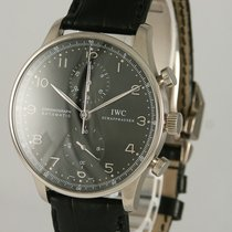 IWC Portuguese Chronograph 371404 2002 usados