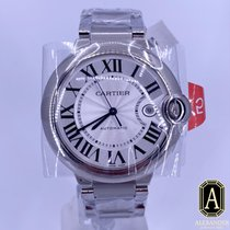 Cartier Steel 42mm Automatic 3765 new