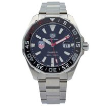 TAG Heuer Aquaracer 300M Steel 43mm Black United States of America, Indiana, Carmel