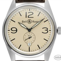 Bell & Ross Vintage BR 123-95-SS pre-owned